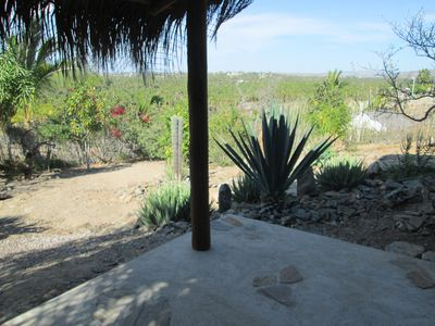 Photo for The Hideaway, casita with queen bed, full bath, kitchen, sitting area + terrace