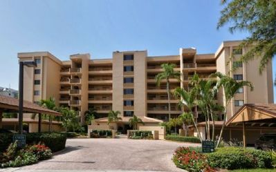 Photo for Buttonwood 477 - 3 Bedroom Condo with Private Beach with lounge chairs & umbrella provided, 2 Pools, Fitness Center and Tennis Courts.