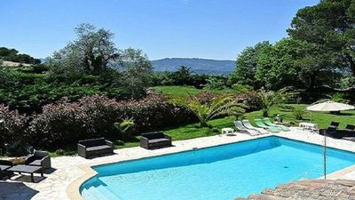 Photo for 4BR House Vacation Rental in Cannes, Provence-Alpes-Côte-D'Azur