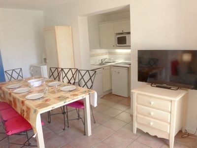 Photo for Apartment in Le Lavandou with Parking, Internet, Washing machine, Pool (554879)