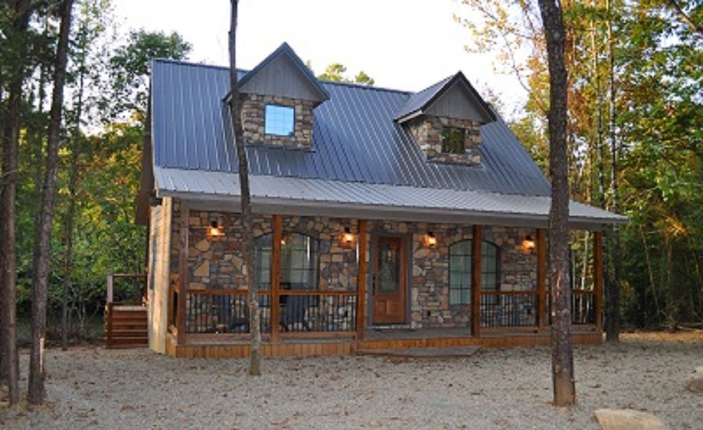 Lacewood Cottage Near Broken Bow Lake Beavers Bend State