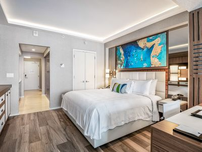 Photo for Outstading Jr.Suite at Ocean Residences on the Beach