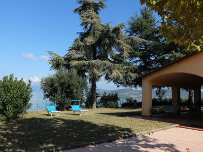 Photo for VILLA MELISSA: A PAINTING OF THE TRASIMENO LAKE