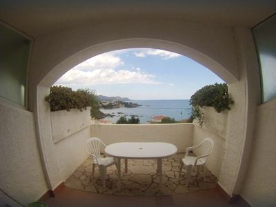 Photo for Homerez last minute deal - Nice apt with swimming-pool