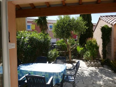 Photo for NARBONNE-PLAGE : Beautiful 4-room villa