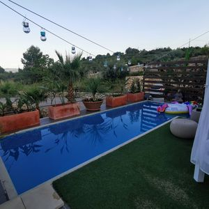 Photo for Vintage house with private pool