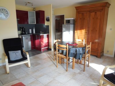 Photo for 1 bedroom apartment sleeps 4 PERROS GUIREC