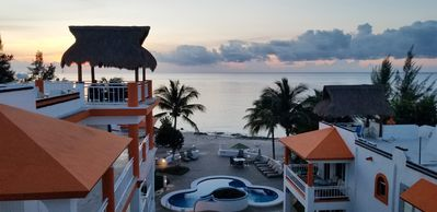 Photo for BEACH FRONT PENTHOUSE CONDO WITH BREATHTAKING VIEWS !!!