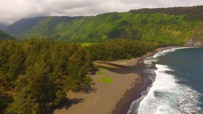 Photo for Staggering Waipio Valley and Ocean View