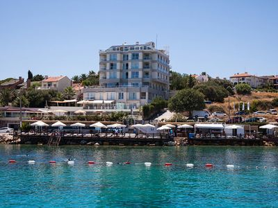 Photo for Rented  Residence & Suites Cesme  One of the most beautiful bays in the fountain, the sea offers the comfort of your home with you to enjoy the holidays with zero beaches.