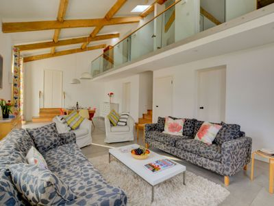 Photo for Vacation home The Barn at Moor Hall  in Holt, East of England - 6 persons, 3 bedrooms