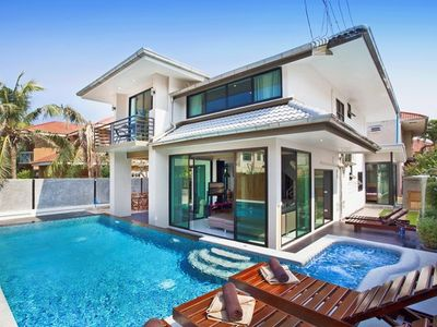 Photo for Pool Villa Coral 1 & 2...6 Bedrooms