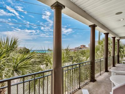 Photo for ☼ Kiwi Grove☼5BR w/PRIV Pool Seagrove Bch-XTRA 15%OFF Jul 27 to Aug 5! GulfViews