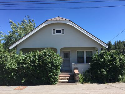 Photo for Beautiful Downtown Truckee Home right next to the river!