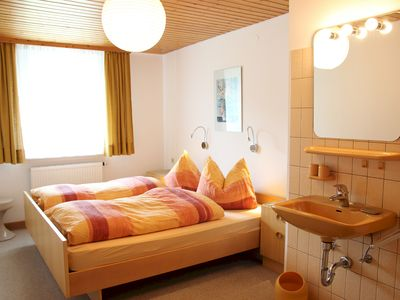 Photo for Apartment Wanderlust Todtnau - Traditional black forest family aparmtent with private balcony and mountain view