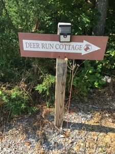 Welcome to Deer Run Cottage