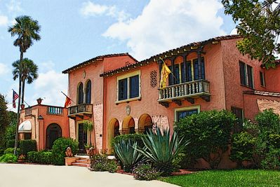 The Historic Villa Bed And Breakfast Of