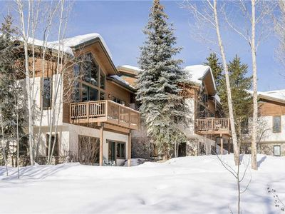 Photo for Bring the Family-Spacious Luxury Townhome, Hot Tub, View and Decks