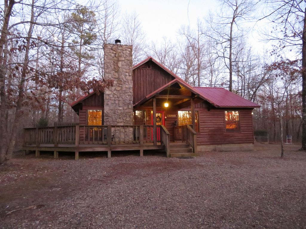 Property Image#2 Whisperwind Cabin   Peaceful And Pleasant