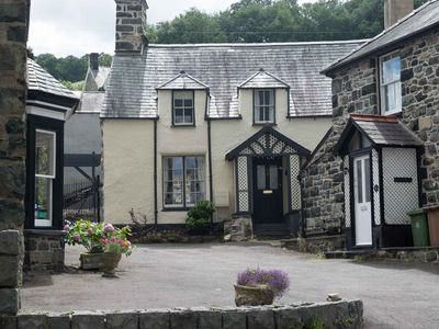 Photo for Grade 2 listed 3 bedroomed stone cottage in Dolgellau in Snowdonia National Park