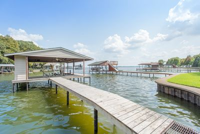 This dock is just missing you and your family!