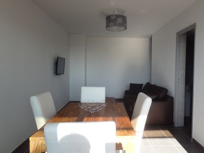 Photo for Large quiet studio close to the beaches and the city center