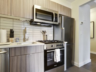 Photo for Midtown Great location! 2Bedroom 1.5Bath w Balcony Full Kitchen & Free breakfast