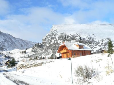 Dream holidays in the Panorama chalet in the winte