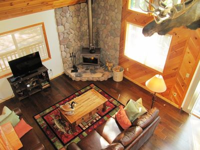 Photo for 3BR Cabin Vacation Rental in Arnold, California