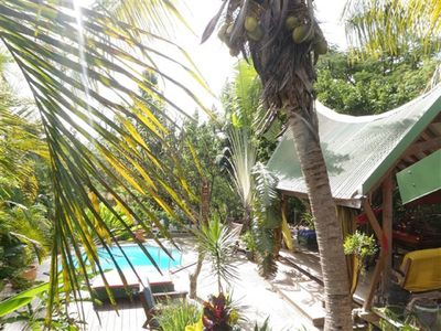 Photo for Villa 4 pers in tropical Nature