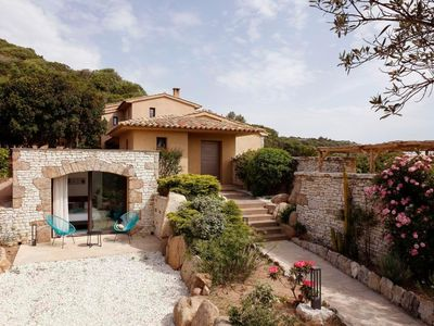 Photo for Holiday house Bonifacio for 1 - 9 persons with 4 bedrooms - Holiday house