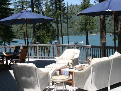 Photo for Superior Quality, 180 Deg Unobstructed Lake Views!