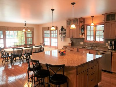 Photo for Enjoy the Beauty of the UP in this Spacious Home in Michigamme!!