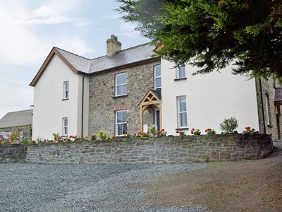 Photo for 8 bedroom accommodation in Llawhaden, near Narberth