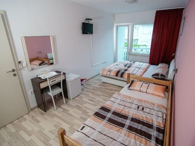Photo for Holiday apartment Baška Voda for 2 - 3 persons with 1 bedroom - Holiday apartment