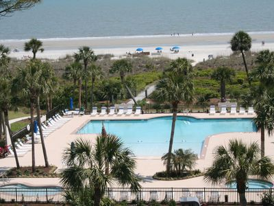 Photo for Oceanfront 3 Bedroom with Private Balcony & Panoramic Oceanfront Views!
