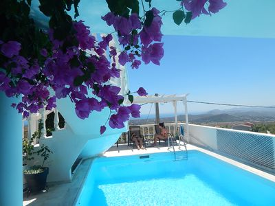 Photo for House with private pool in the outskirts of Athens