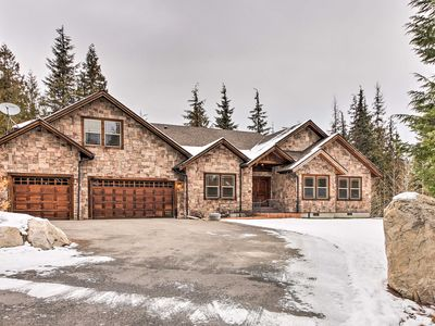 Photo for Amazing Priest Lake Home on Golf Course w/ Views!