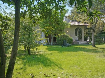 Photo for Vacation home Pietro  in Forte dei Marmi, Versilia, Lunigiana and sourroundings - 6 persons, 3 bedrooms