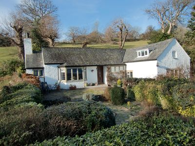 Photo for Beautiful Detached Cottage with Lovely Views from Front and Back Gardens