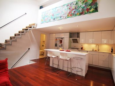 Photo for East Village duplex: peaceful, bright & cheerful