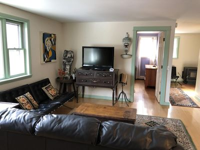 Photo for 1 bedroom apartment beautiful location on pond in South Freeport
