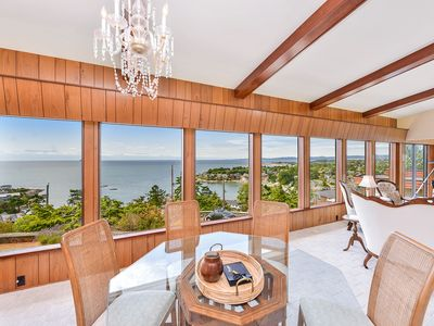 Photo for Executive 3 Bedroom With Sweeping Ocean and Mountain Views