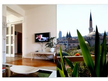 545 m from the center of Sarajevo with Internet, Air conditioning, Washing machine (392392)