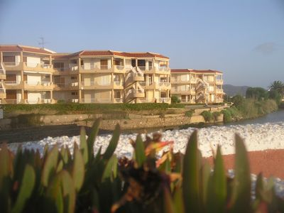 Photo for 2BR Apartment Vacation Rental in La Manga del Mar menor, Costa Calida/Murcia