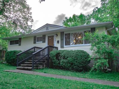 Photo for Cozy Cottage only steps from Downtown Brevard!