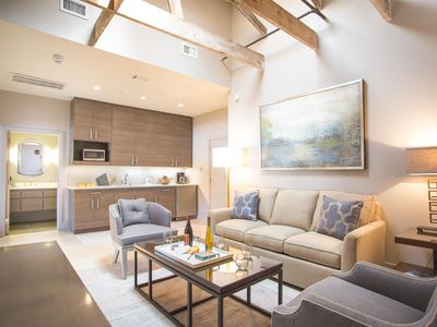 Photo for Stay with Lucky Savannah: Beautifully restored loft in the Historic District