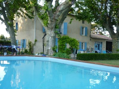 Photo for Bed and breakfast in Provencal farmhouse