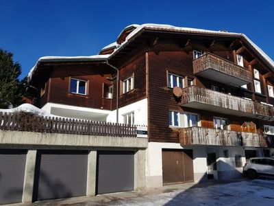 Photo for 3 bedroom Apartment, sleeps 8 in Sedrun with WiFi