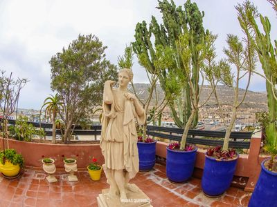 """Photo for Marina Agadir """"Contest"""" Appart 3CH on roofs 100M from the beach"""
